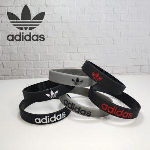 Vòng Tay Cao Su Adidas