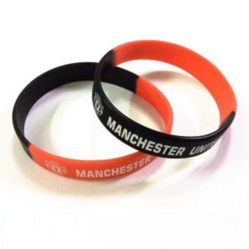 Vòng tay cao su Manchester United 2