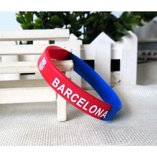 Vòng tay cao su Barcelona
