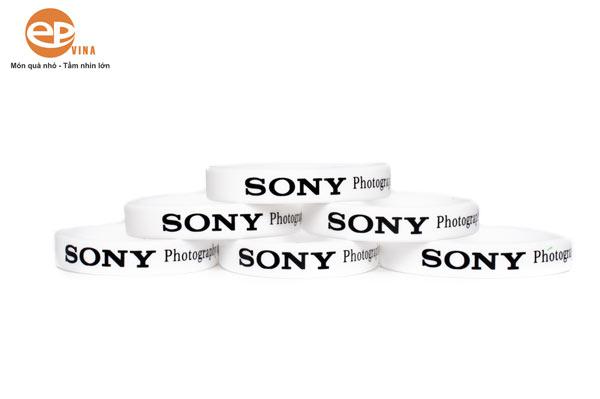 Vòng cao su đeo Lens Sony